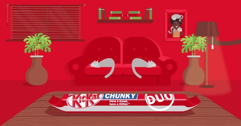 KitKat - Lights on, lights off
