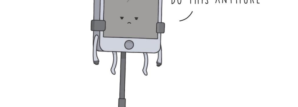 iFix - Selfie Stick