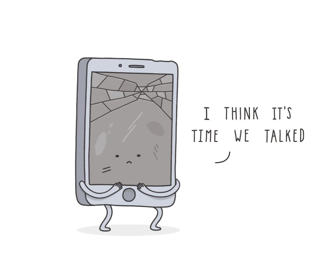 iFix - We need to talk