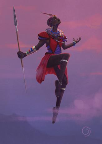 Ntirkana - Born of the Night