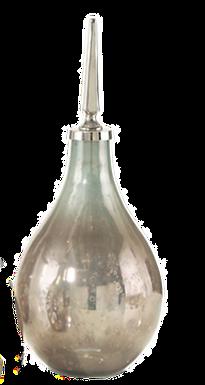 OPALESCENT GLASS BOTTLE