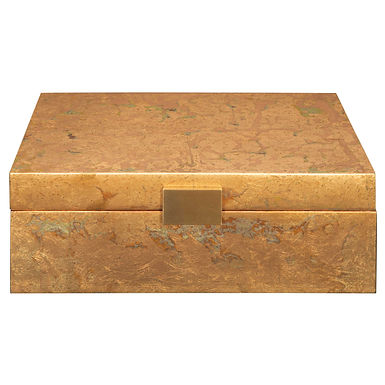 GOLD PIECE BOX