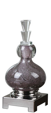 CHAROITE BOTTLE-SMALL