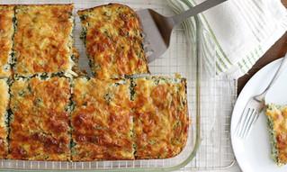 Crustless Sausage Quiche | Make Ahead Breakfast