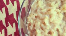 Vanilla Bean Rice Puddin'