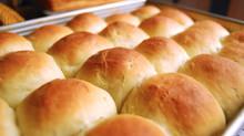 Potato Rolls | A Thanksgiving Delight