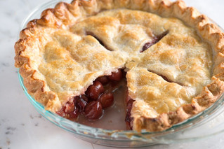 Ginger's Cherry Pie | From Scratch