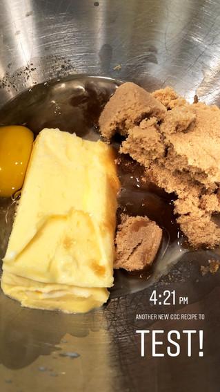 !! NEW !! {secret ingredients}Chocolate Chip Cookies