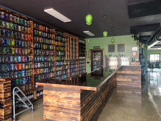 Tantrick Taproom Opens for St. Patrick's Day!