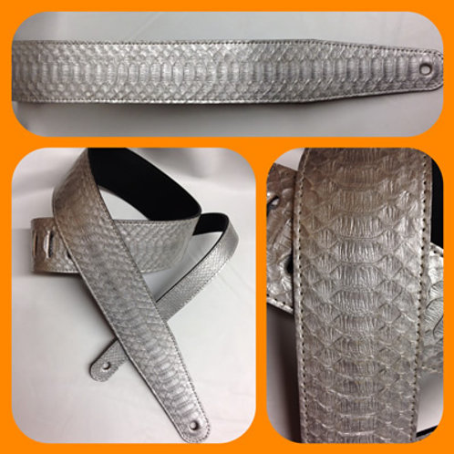 Silver Python Belly