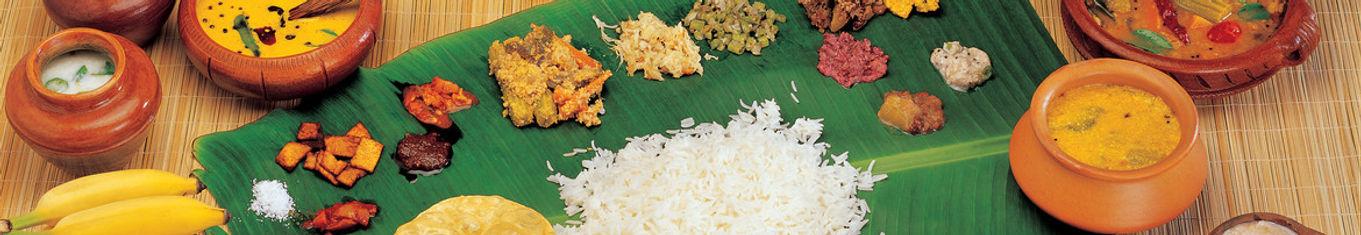 Kulinarische Reise nach Südindien