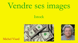 Vendre ses images Istock