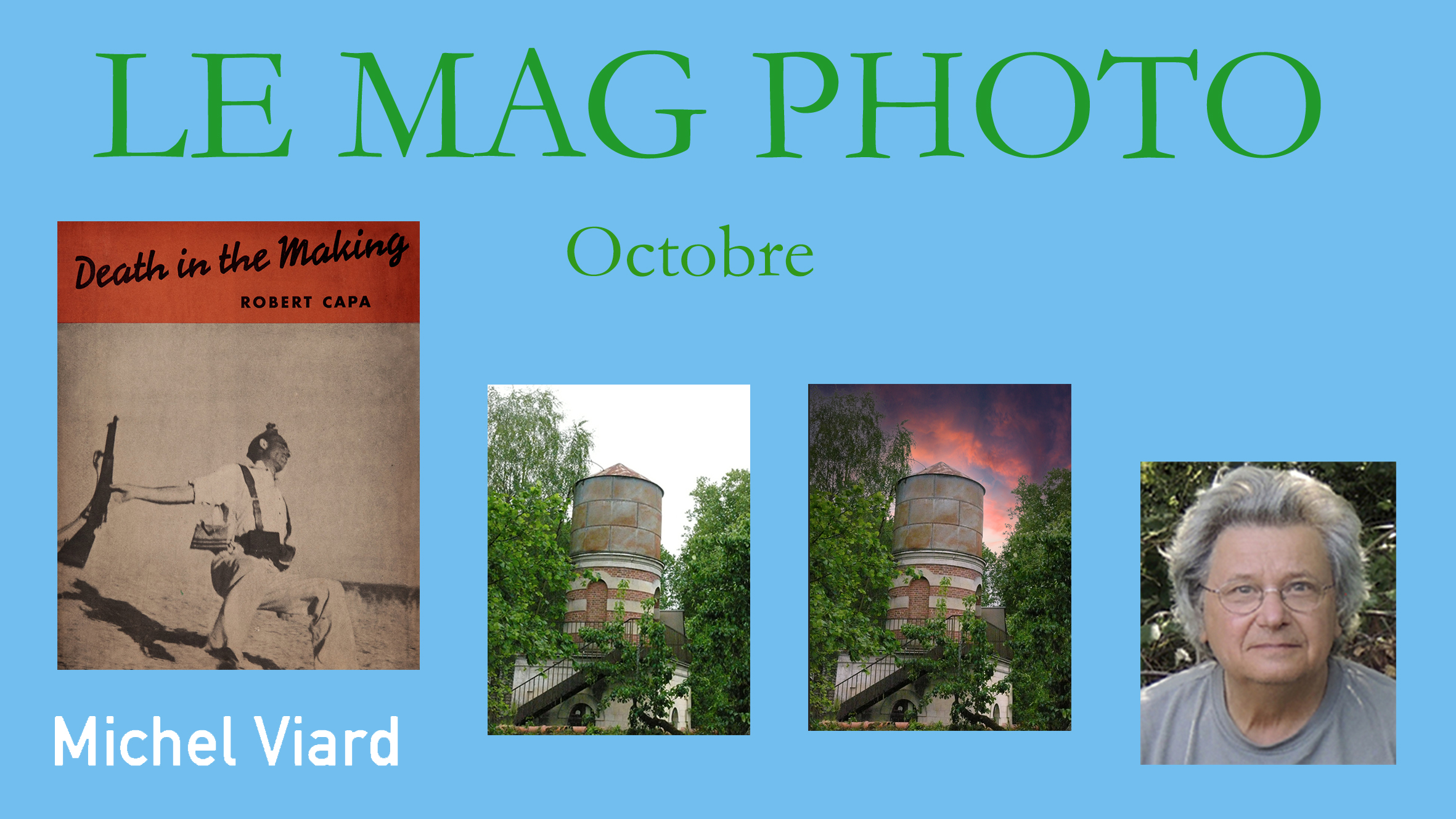 mag photo octobre