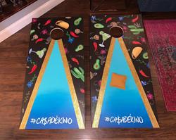custom cornboard