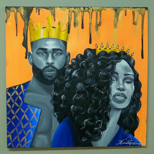Crowned Royalty