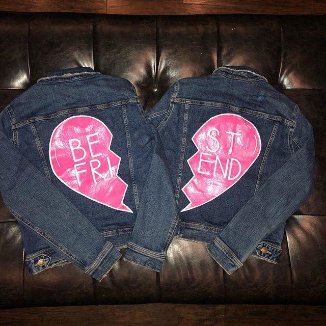 Custom BFF Jackets