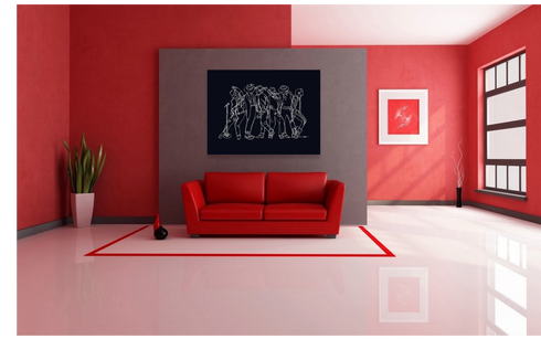 MJ red room sample