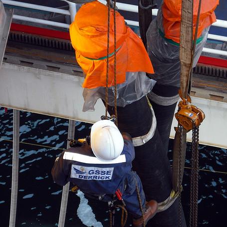 Marine Equipment Installation