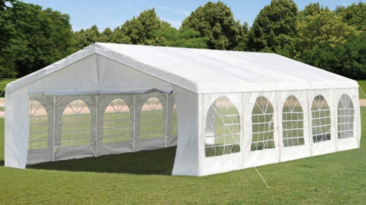 Quality Event White Marquee 6 x 12 -Daily Hire
