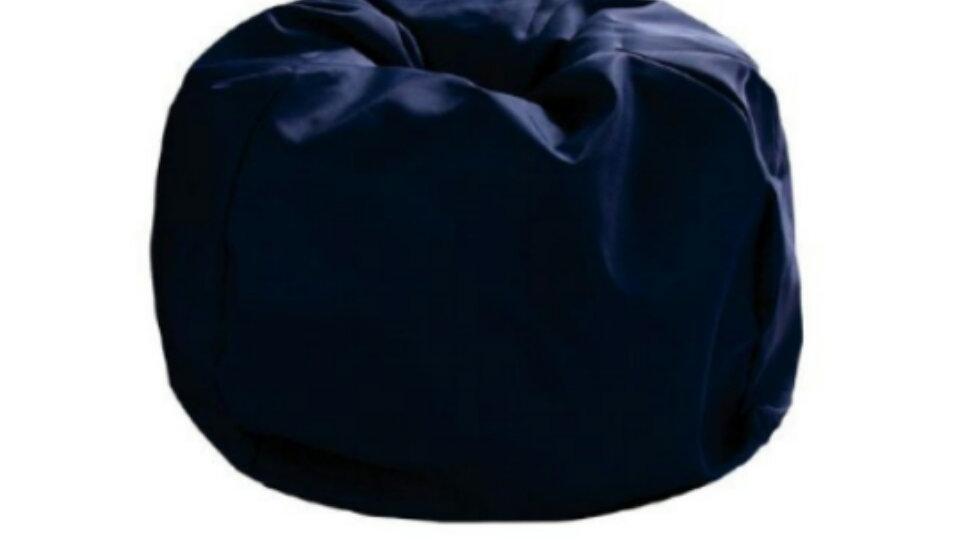 200L BLUE BEAN BAG WITH BEANS