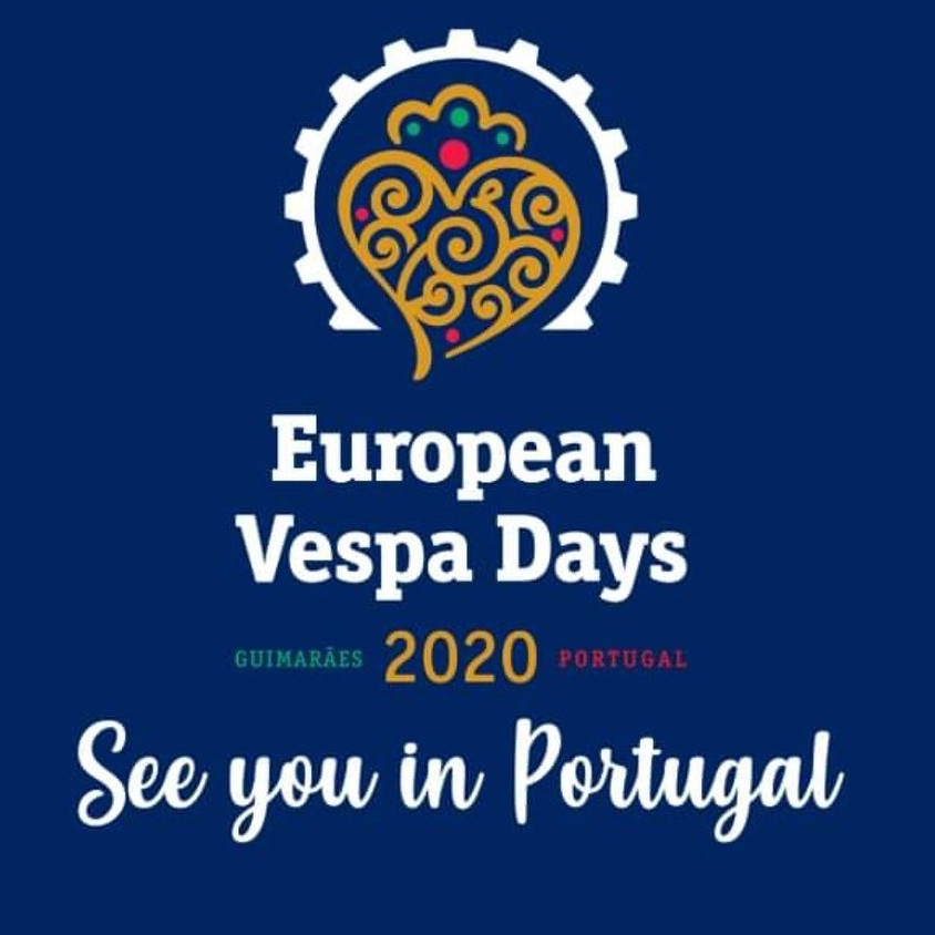 Europen Vespa Days Guimaraes (portugal)