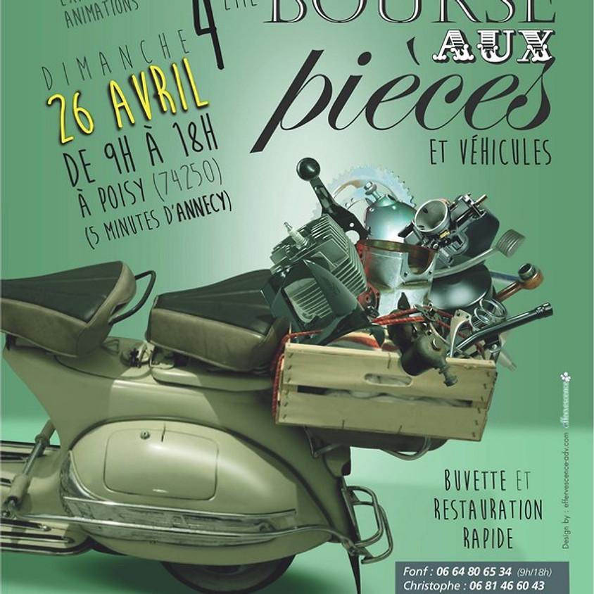 4ème Bourse aux Pièces & véhicules à Poisy (France)
