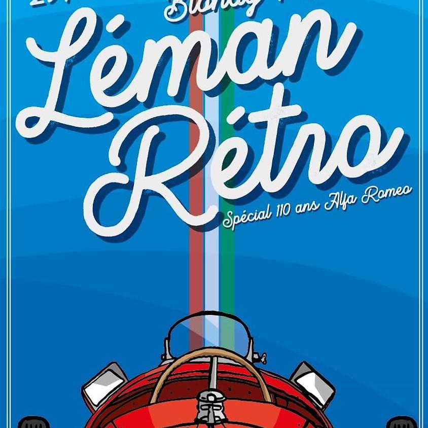 Leman Rétro à Blonay