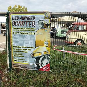 Années Scooter Strasbourg 2018