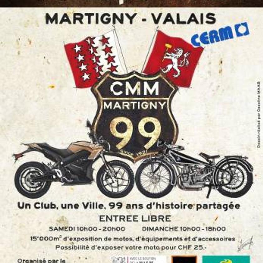14ème édition Expo-Moto Martigny