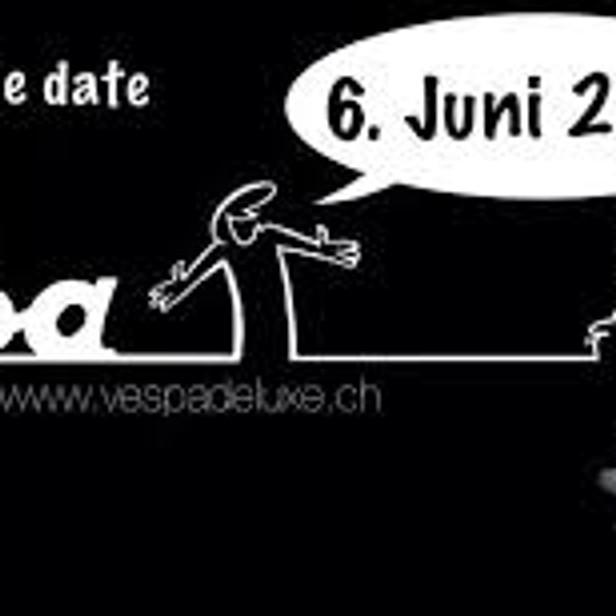 Rassemblement Vespa à Buchs organisé par Vespadeluxe