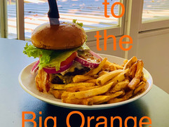 Big Orange Burger