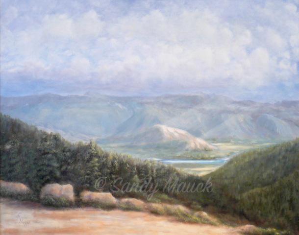 Teton Valley Overlook