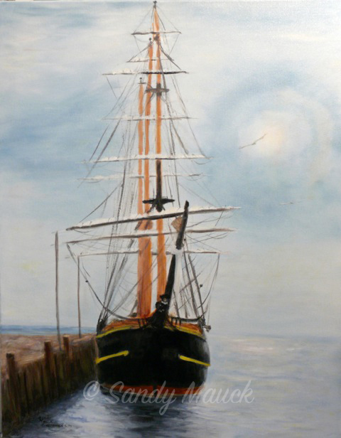 Safe Habor- The Bounty in Monterey