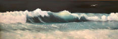 Luminant Wave (signed and numbered giclees)