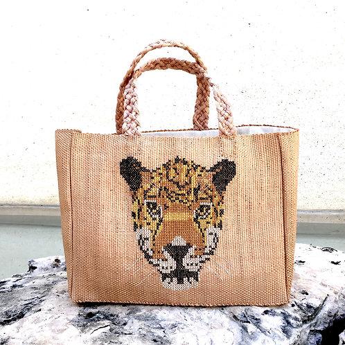 Sac shopping & plage Jaguar