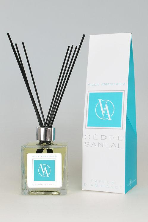 Diffuseur parfum cèdre santal