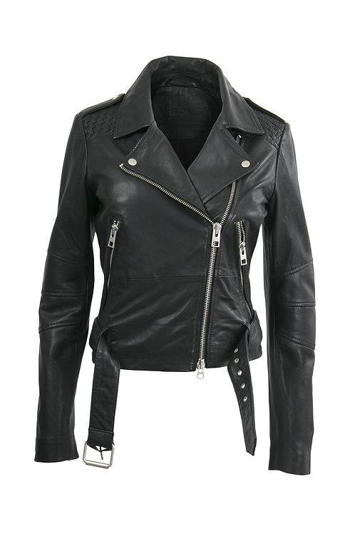 Perfecto cuir noir