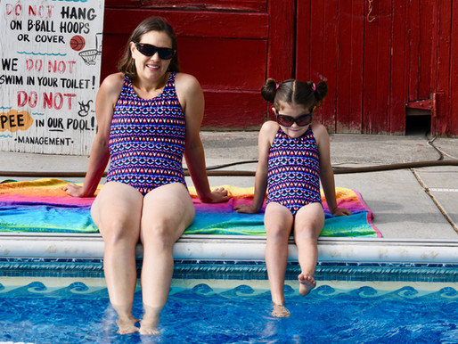 Must Have: 5oo4's Classic One-Piece Swimsuit