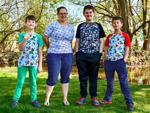 Family Joggers: Comfy for Quarantine