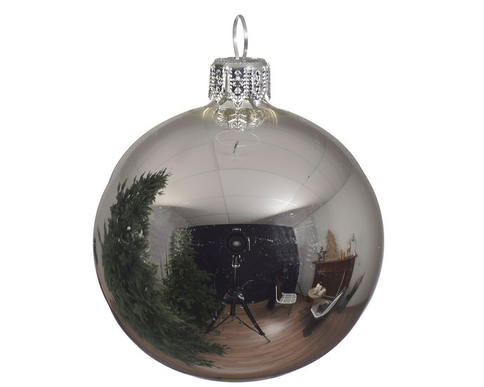 Glass Bauble box/6