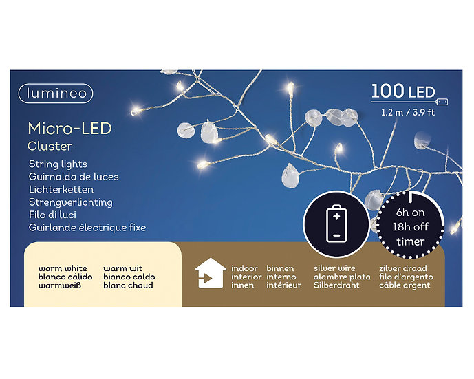 Micro LED Cluster Lights