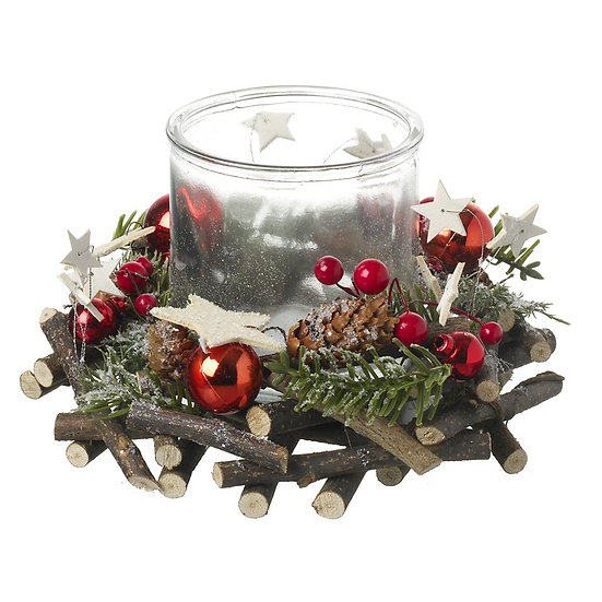 T Lite/Candle Holder