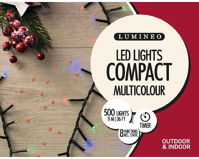 500 LED Compact Lights