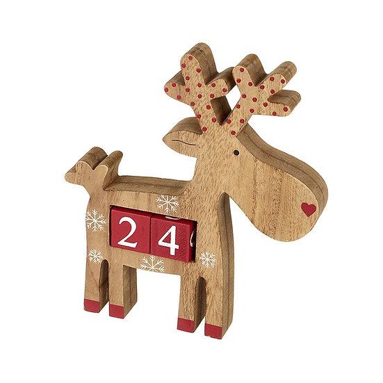 Reindeer Advent