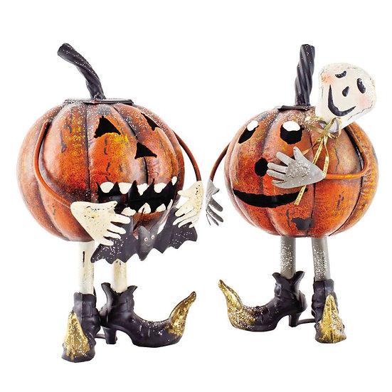 Pumpkin T Lite Holder