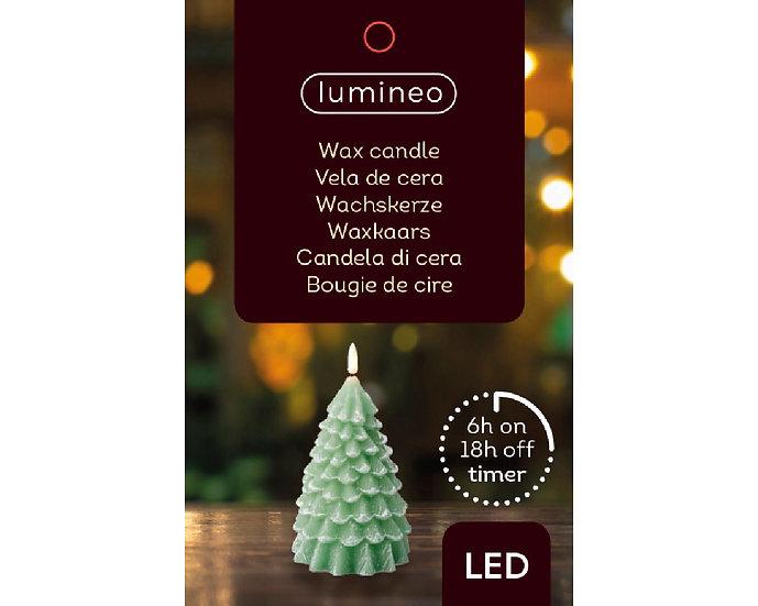 LED Tree Candle