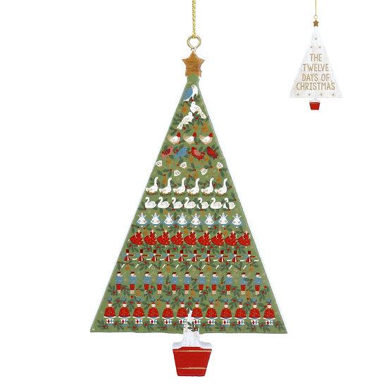 12 Days of Christmas decoration