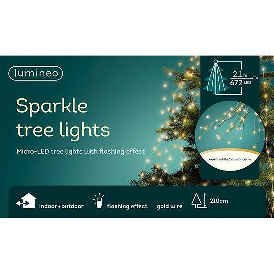 Micro LED Tree Lights (16 strings)
