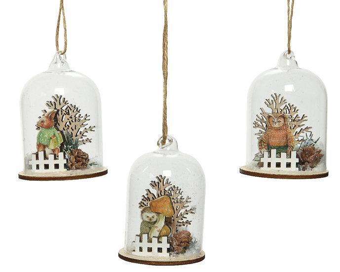 Cloche ornament