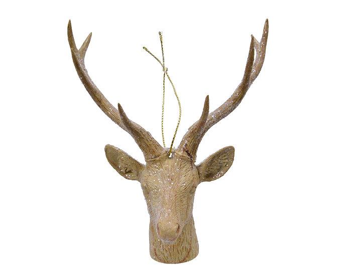 Deer Head Decoration